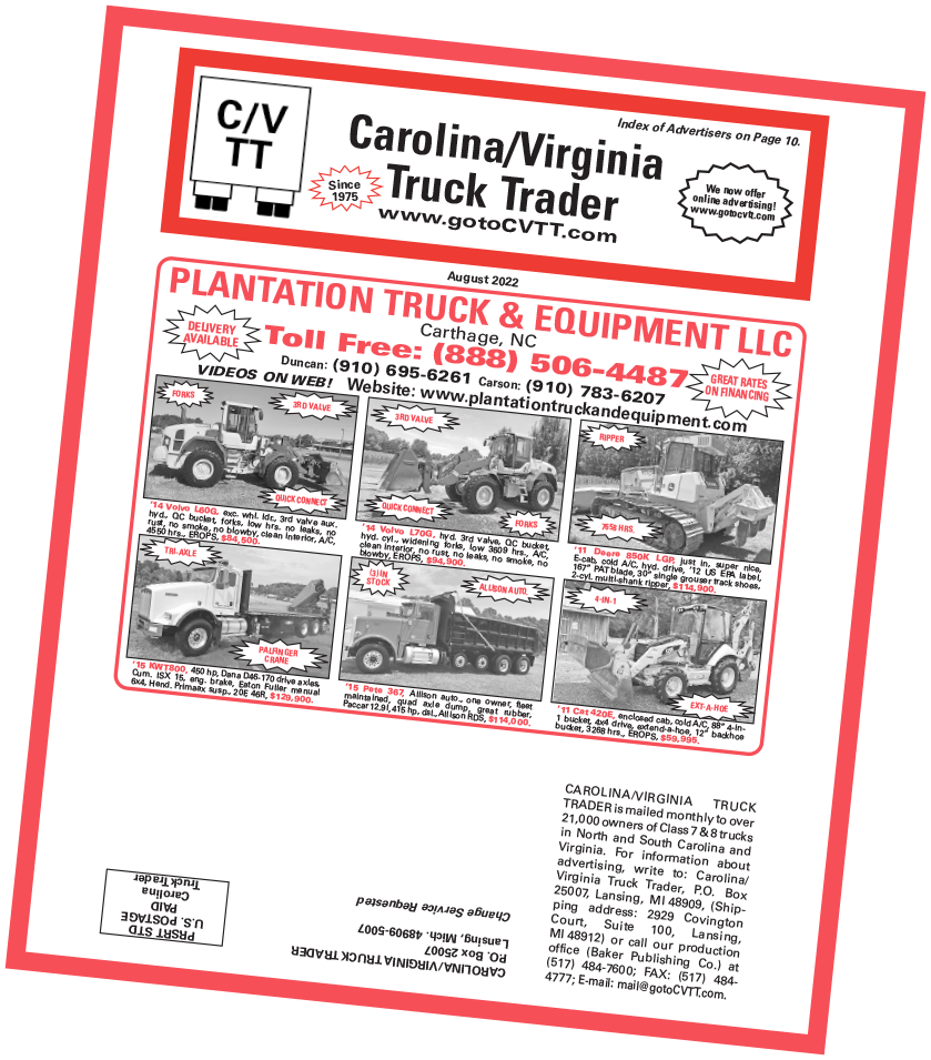 carolina virginia farm trader welcome